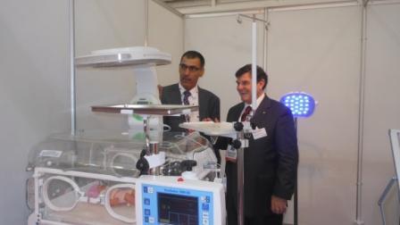 Shvabe-Zurich GmbH - Great success at Arab Health 2013